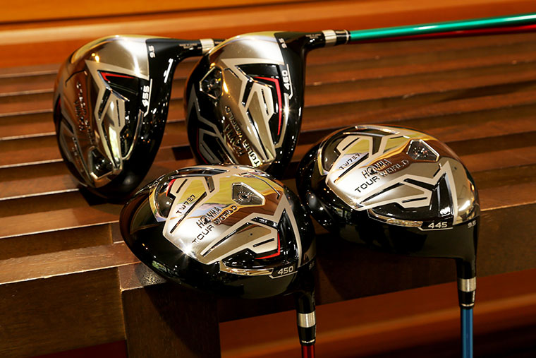 本間ゴルフ TOUR WORLD TW737 DRIVER SERIES